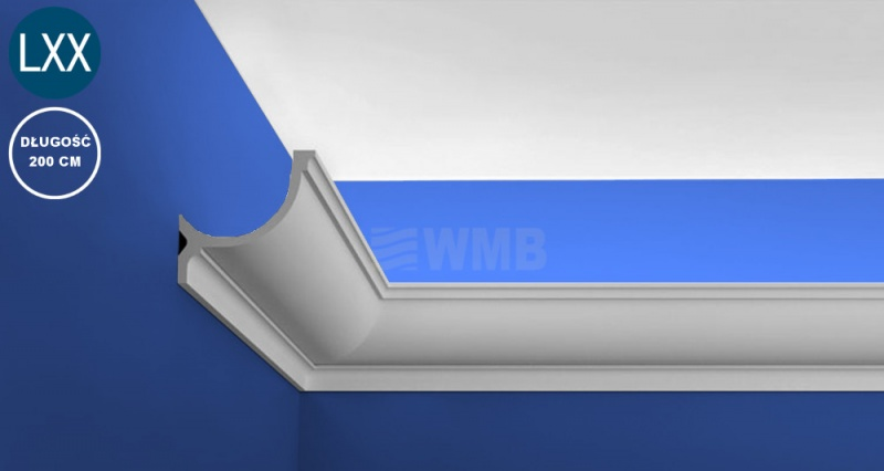 Light Moulding C902