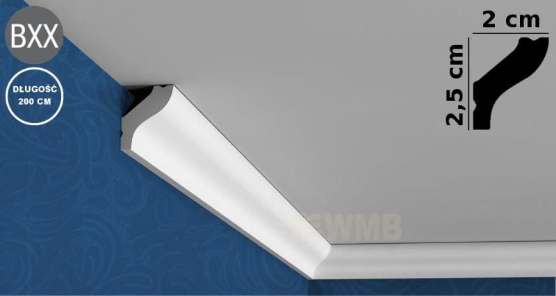 Ceiling Moulding Basixx CB500N