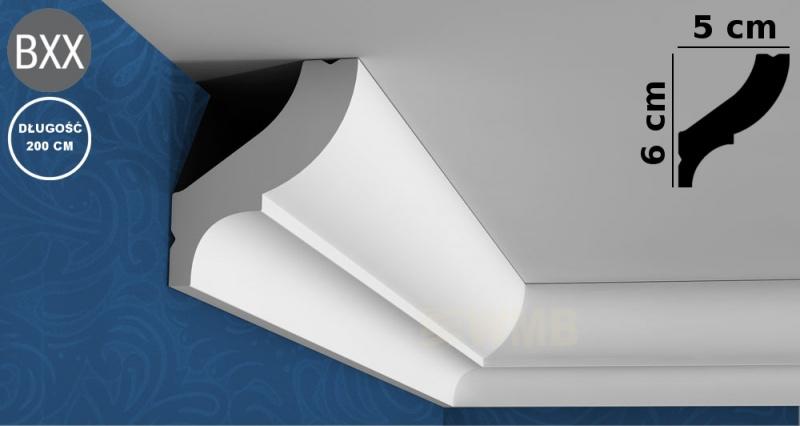 Ceiling Moulding Basixx CB502N