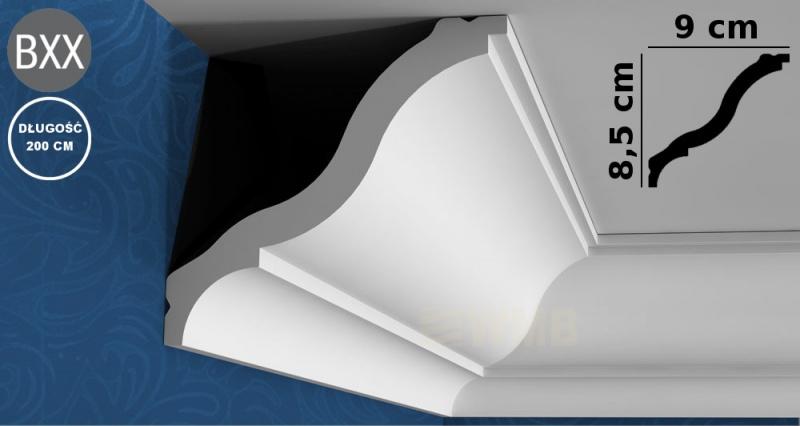 Ceiling Moulding Basixx CB503N