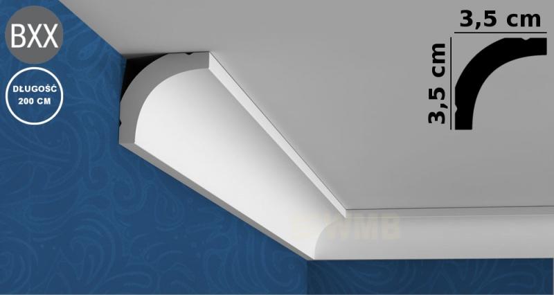 Ceiling Moulding Basixx CB520N