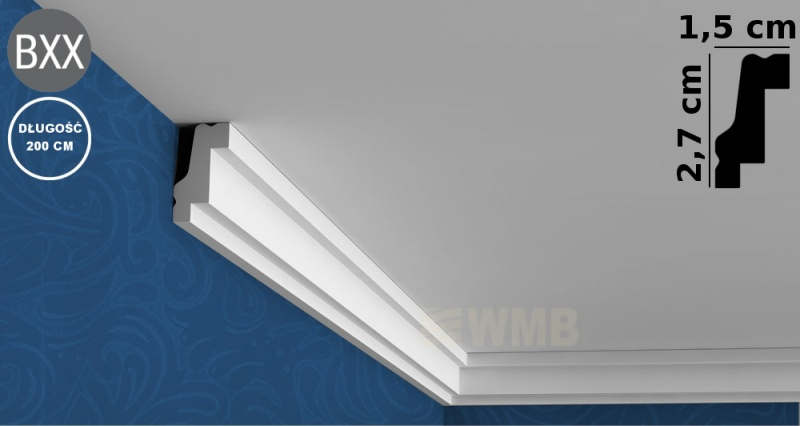 Ceiling Moulding Basixx CB530N