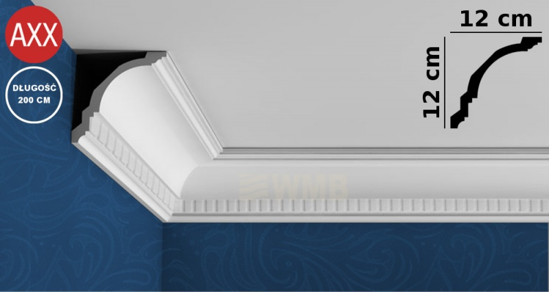 Ceiling Moulding CX107