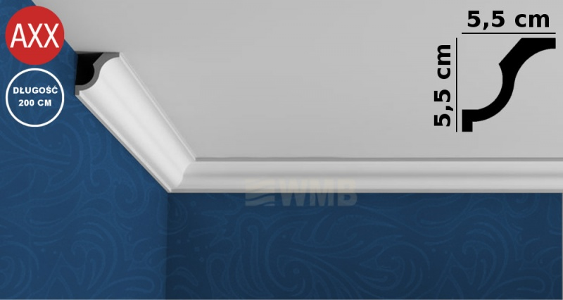 Ceiling Moulding CX108