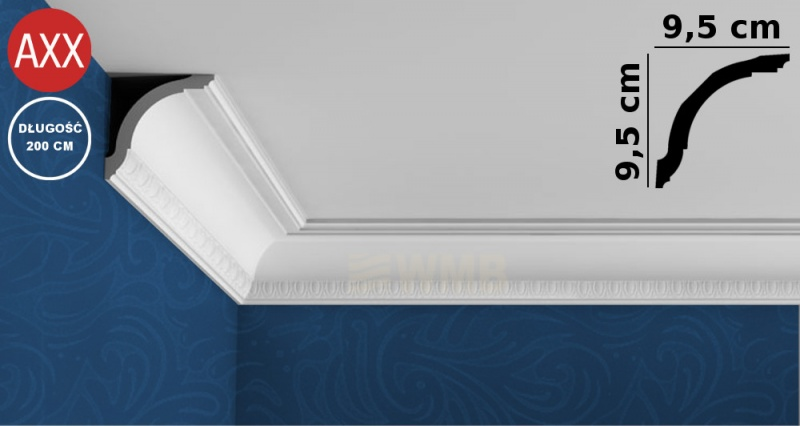 Ceiling Moulding CX128