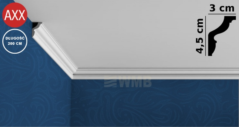 Ceiling Moulding CX148