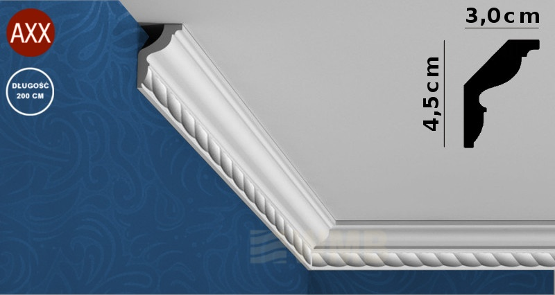 Ceiling Moulding CX150