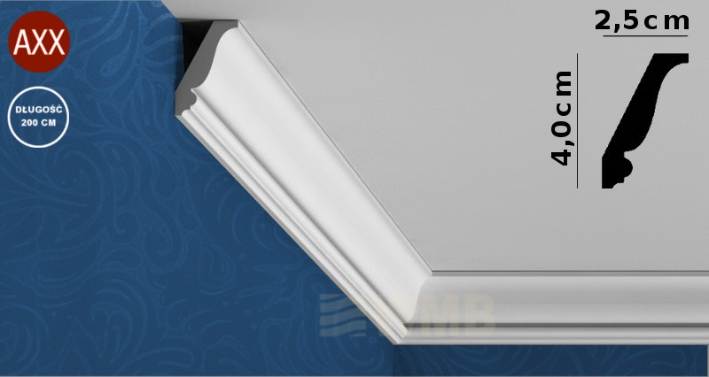 Ceiling Moulding CX151