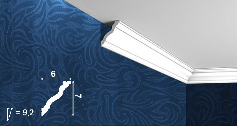 Ceiling Molding CX177