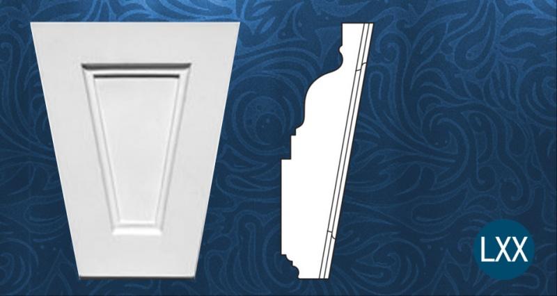 Door Fronton D402