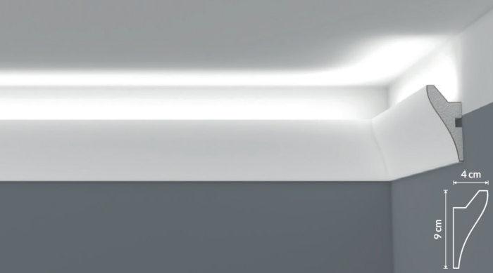 Lichtleiste FAO 10