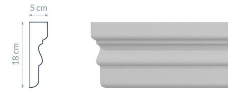 Belt Cornice GP9