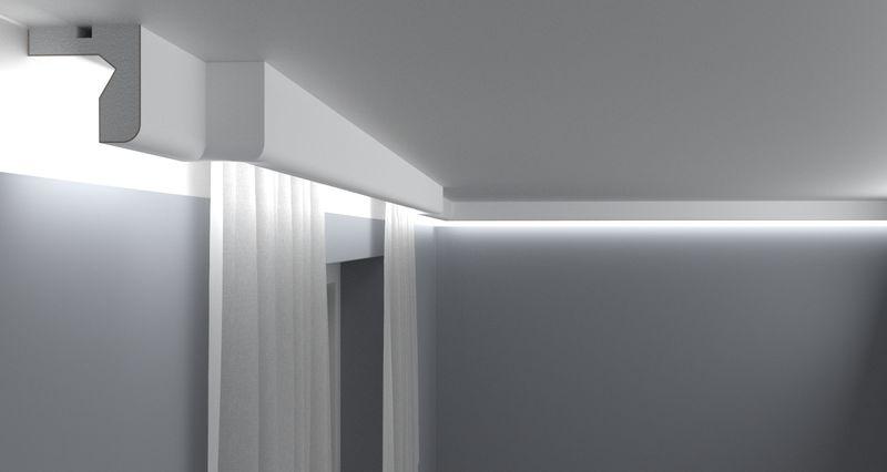 Curtain Moulding KS01