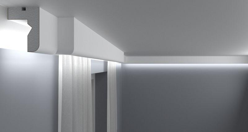 Curtain Moulding KS02