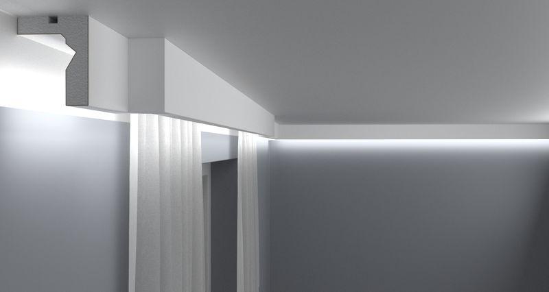 Curtain Moulding KS04