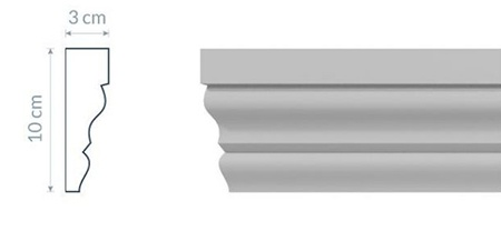 Facade Profile L12