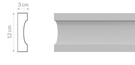 Facade Profile L19
