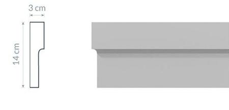 Fassadenleiste L2