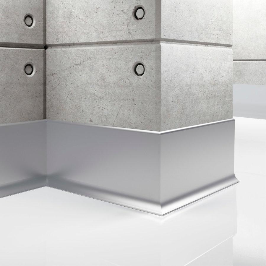 Aluminum Baseboard LP80