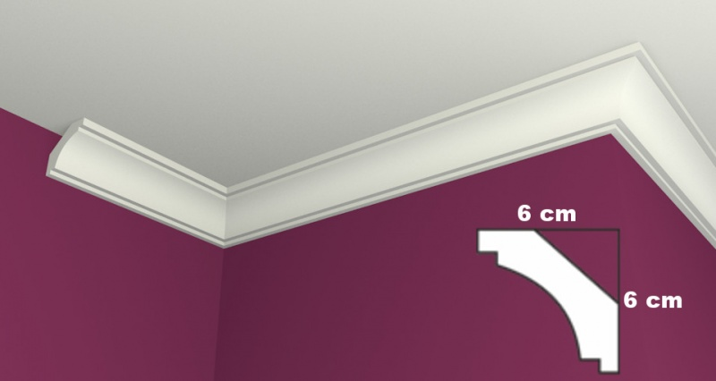 Ceiling Molding LW11