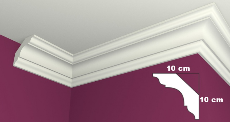 Ceiling Molding LW3