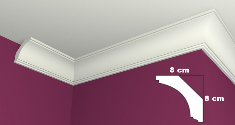 Ceiling Molding LW5