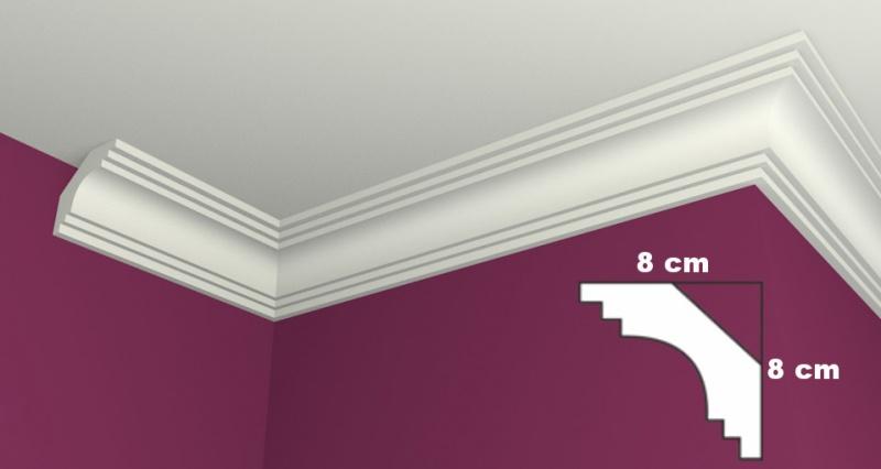 Ceiling Molding LW6