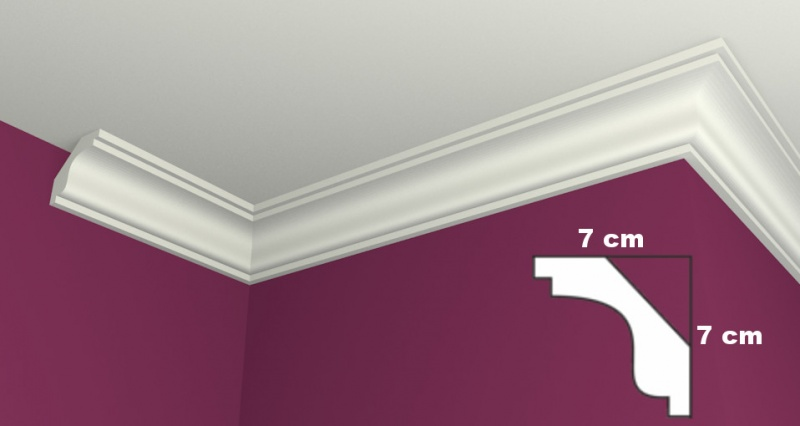 Ceiling Molding LW8