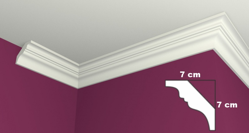 Ceiling Molding LW9