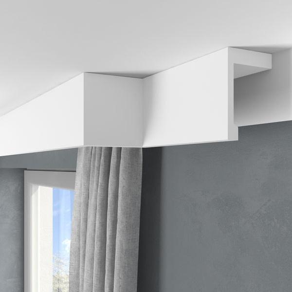 Curtain Moulding QL116