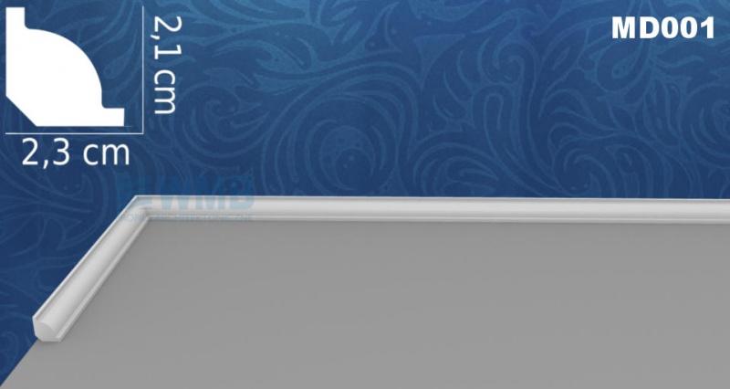 Baseboard HD MDd001