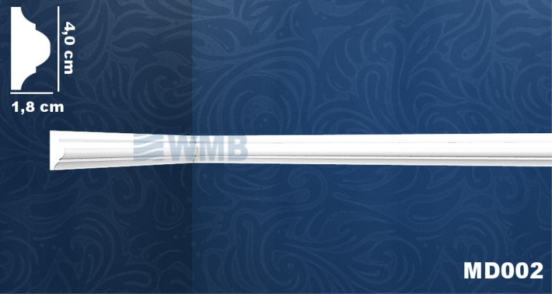 Wall Molding MD002