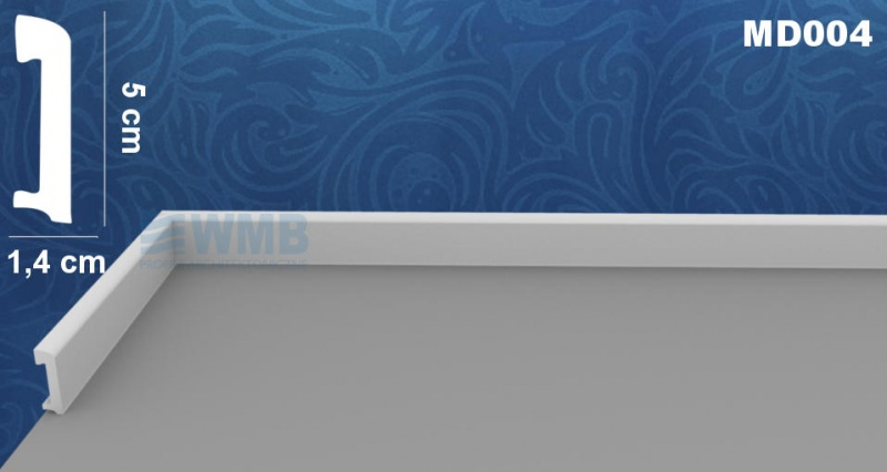Baseboard HD MD004
