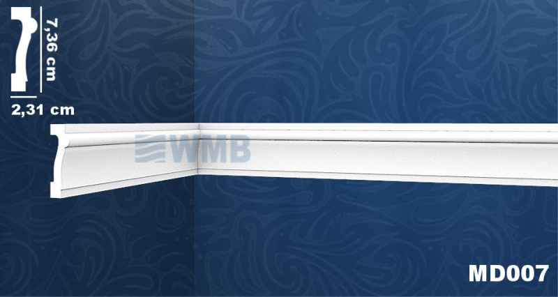Wall Molding MD007