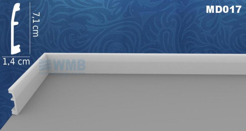 Baseboard HD MD017