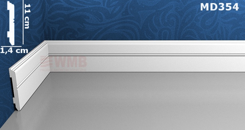 Baseboard HD MD354