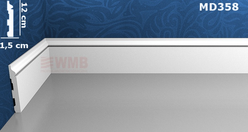 Baseboard HD MD358