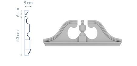 Pediment NA5