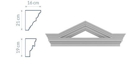 Pediment NA9