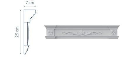 Pediment NA8