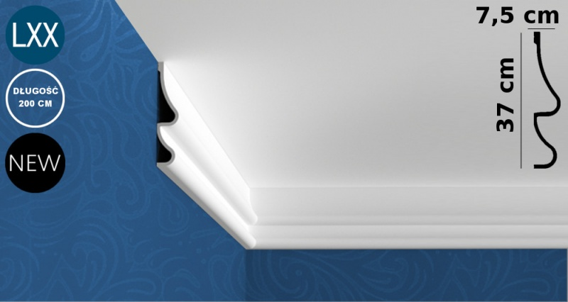 Wall Moulding P3071