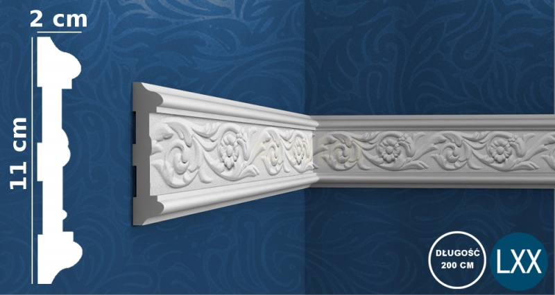 Wall Moulding P7020
