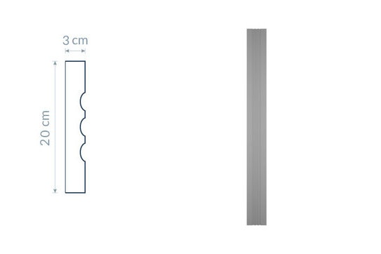 Pilaster-Core PR2