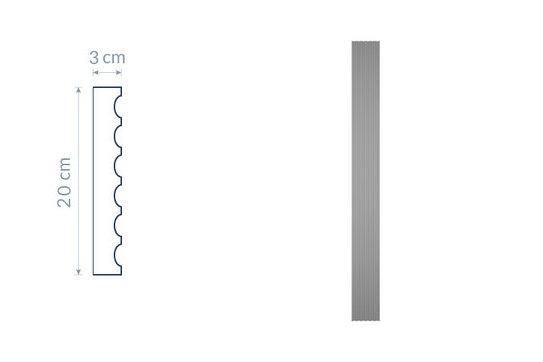 Pilaster-Core PR4