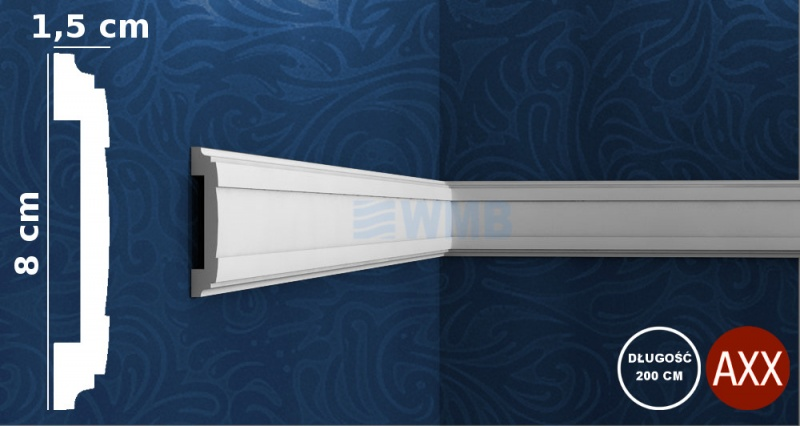 Wall Moulding PX102