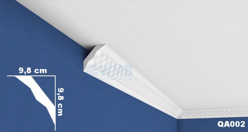 Ceiling Molding QA002