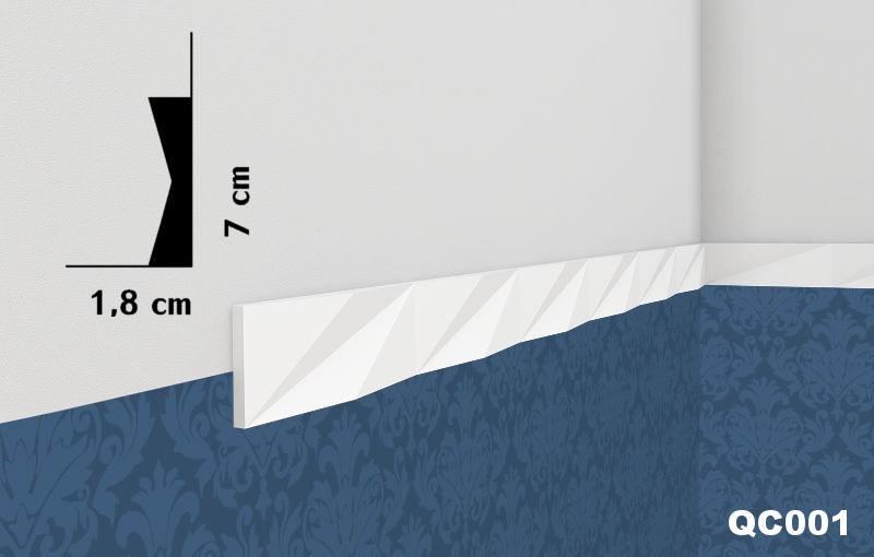 Wall Molding QC001