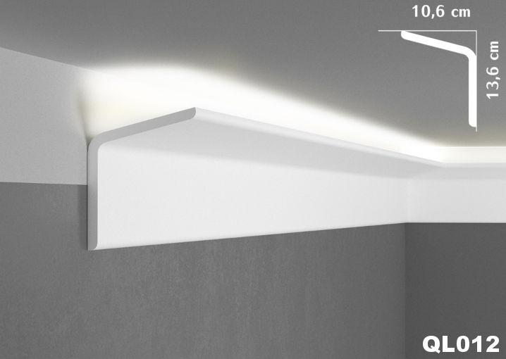 Lighting molding QL012
