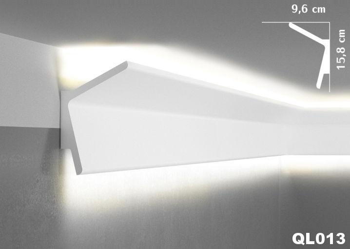 Lighting molding QL013