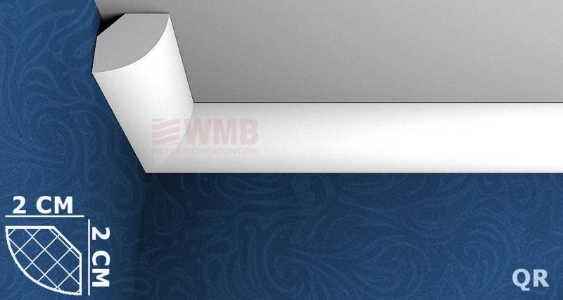 QR styrofoam Coving